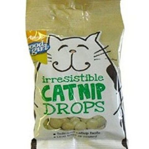 Good Girl Irresistible Catnip Drops 50g